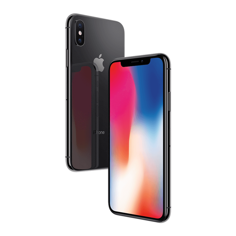 iPhone new graphics with iphone X