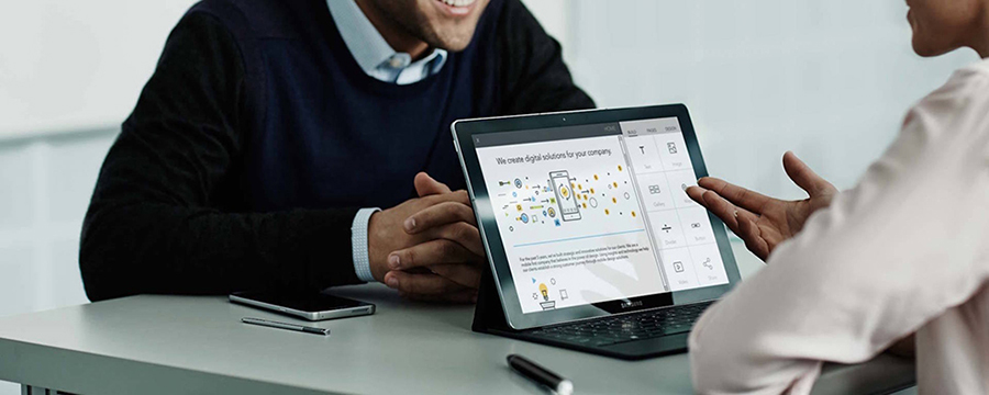 choosing a tablet for business